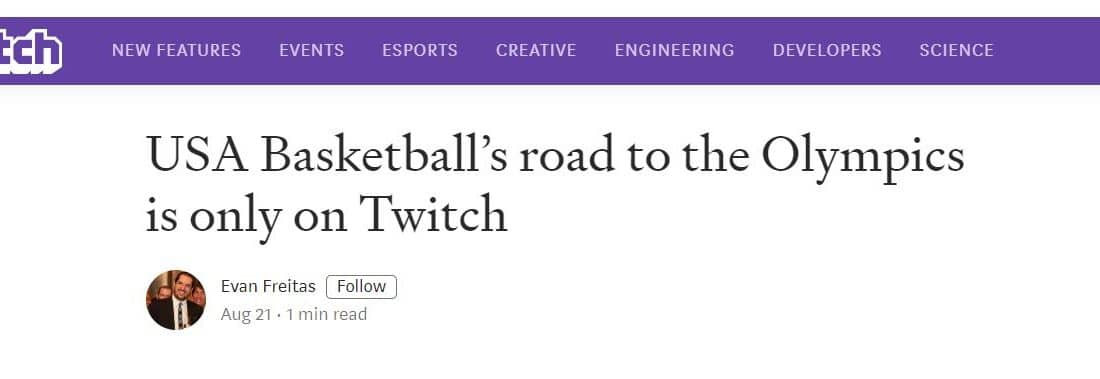 Twitch Archives - In The Amazon - Amazon Advertising News